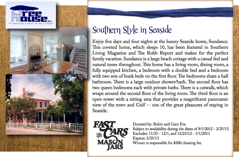Southern Style in Seaside